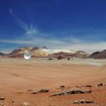 L'observatoire ALMA, au coeur des montagnes chiliennes