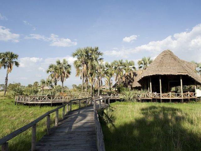 Maramboi Tented Camp, Tanzanie