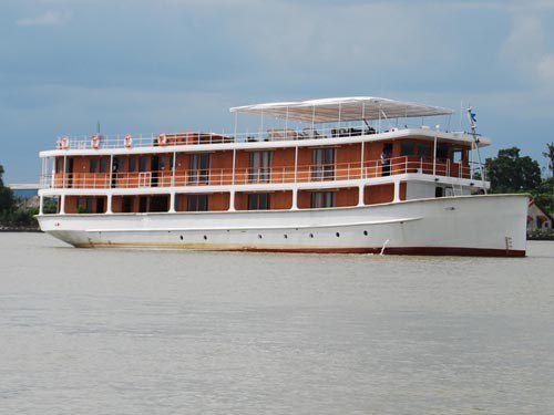 amant bateau colonial vietnam