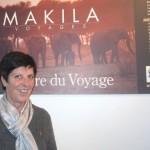 Sylvie Pons Directrice de Makila Voyages