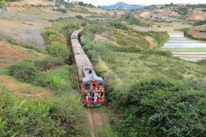 Train pour Manakara