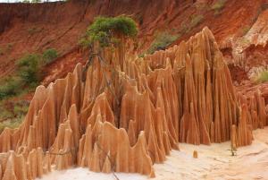 Tsingy Rouge, Madagascar