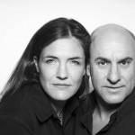 Silvio Rech et Lesley Carstens